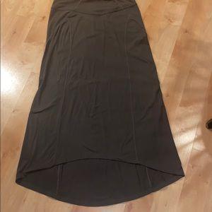 Athleta Hi-Lo skirt